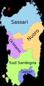 Sardegna card