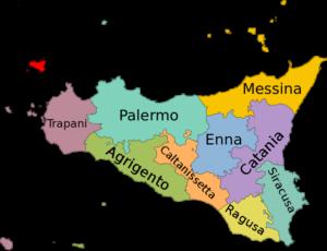Sicilia card