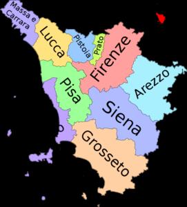 Toscana card
