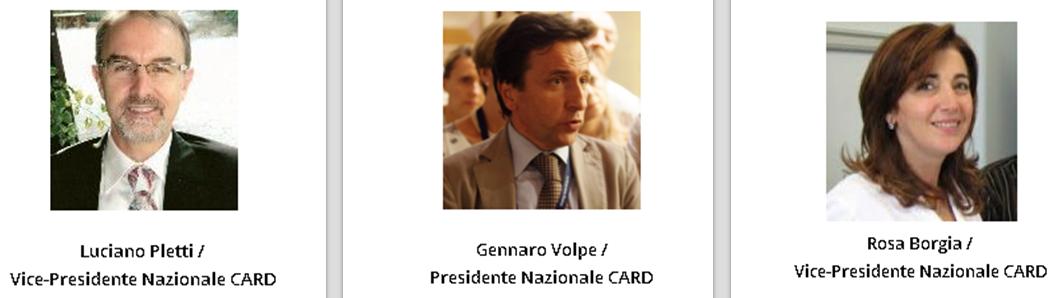 presidenza CARD 2017