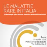 Le Malattie Rare In Italia (ECM)