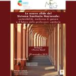 """Convegno CARD Emilia-Romagna: """"Le Nuove Sfide Del SSN: Sostenibilità, Medicina Di Genere E Futuro Delle Professioni Sanitarie"""""""