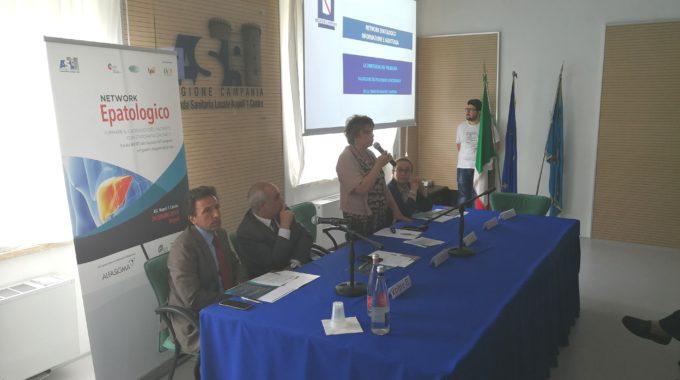 """Successo A Napoli Per L'incontro """"Network Epatologico"""": Professionisti E Caregiver A Confronto"""