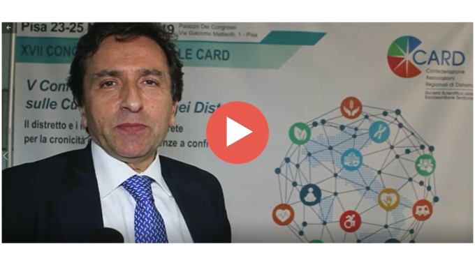 (Video) Intervista Al Presidente Volpe (CARD Pisa 2019)
