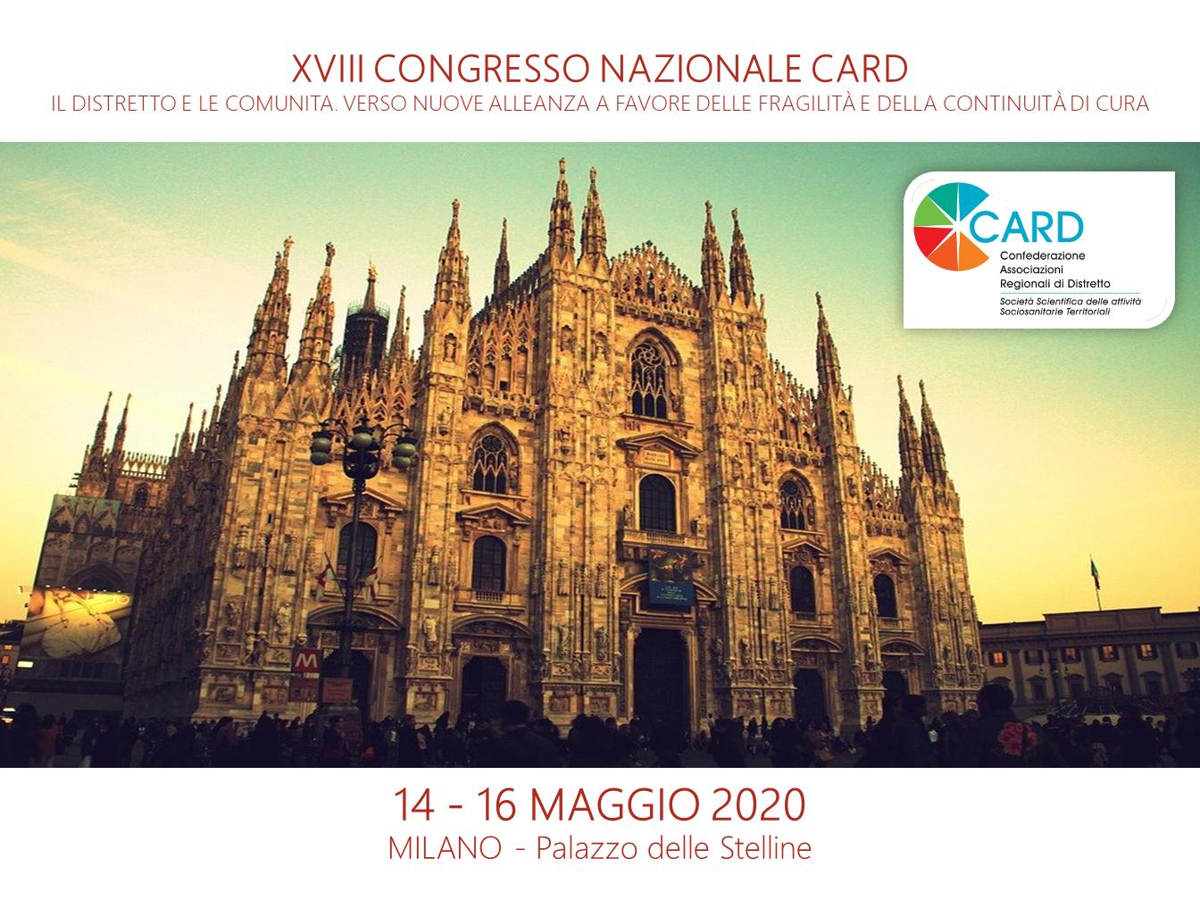 card italia 2020