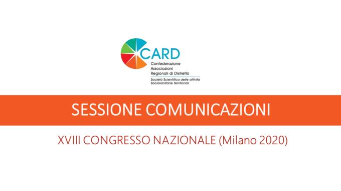 Sessione Comunicazioni: A Giorni Le Modalità Di Partecipazione