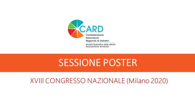 Poster CARD Milano