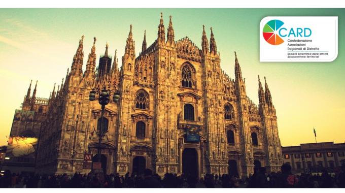 XVIII CARD NAZIONALE (29-31 Ottobre 2020): Milano Sede Ospitante