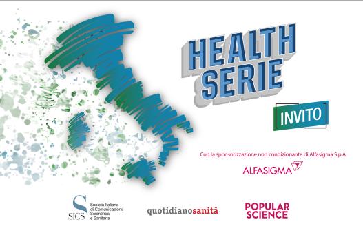 Health Serie (1 Puntata)/I Pazienti Cronici Fragili Dopo Covid-19
