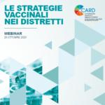 Congresso CARD: Le Strategie Vaccinali Nei Distretti – WEBINAR ECM (29/10/2020)