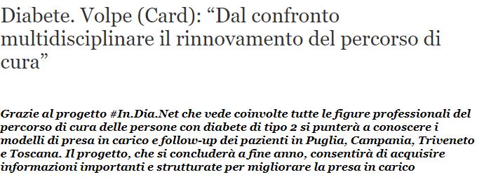 CARD DIABETE