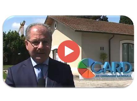 (Video) Card Puglia: Intervista Al Pres. Gigantelli