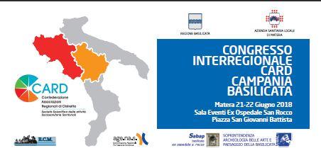 Congresso Interregionale CARD Campania Basilicata