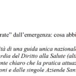 """Coronavirus. Le Criticità """"smascherate"""" Dall'emergenza: Cosa Abbiamo Imparato (QS, 6 Aprile)"""