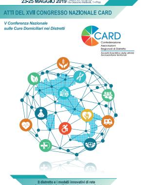Scarica Gli Atti Congressuali Del XVII CARD PISA 2019