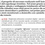"""[QS] Cure Domiciliari. Nei Distretti Della Apss Di Trento, Con Il Digitale, Assistenza A """"kilometro Zero"""""""