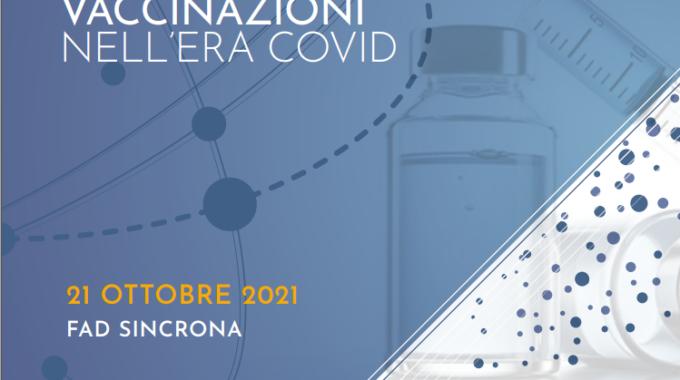 """CARD Presenta La FAD """"I Vaccini Nell'era Covid"""": Iscriviti"""